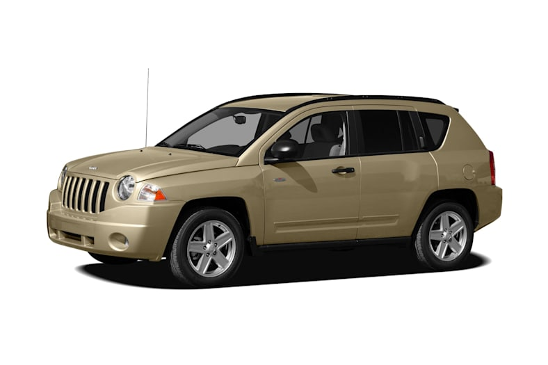 2010 Jeep Compass Exterior Photo