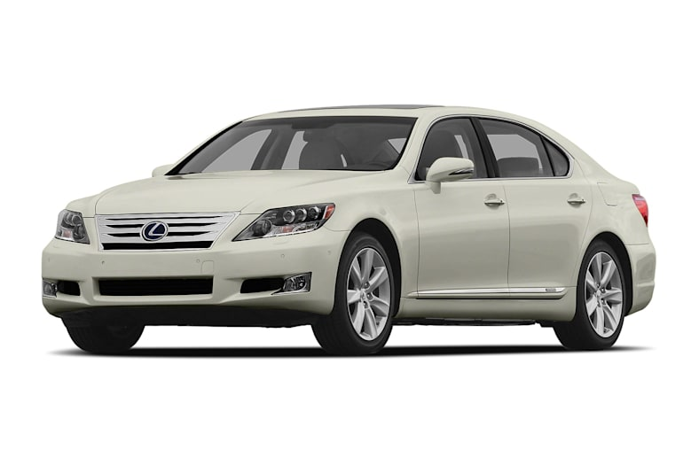 2010 Lexus LS 600h Exterior Photo