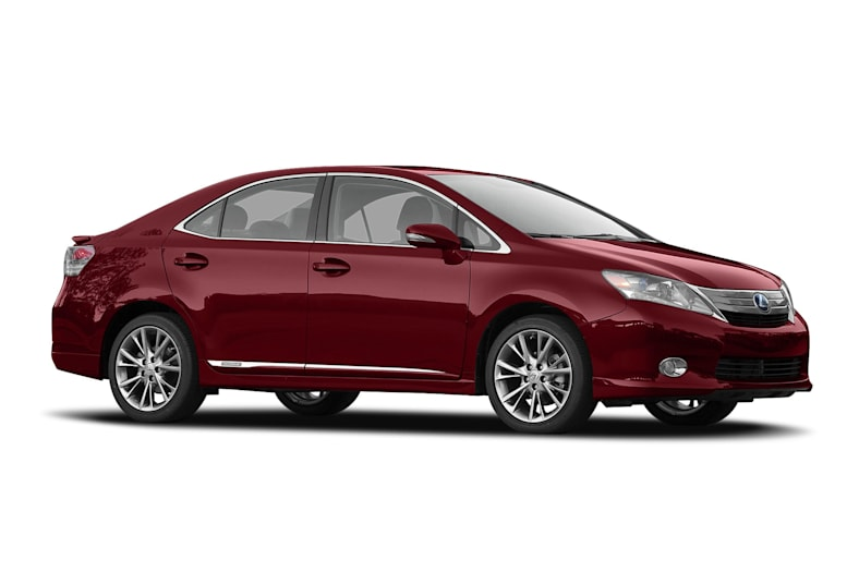 2010 Lexus HS 250h Exterior Photo
