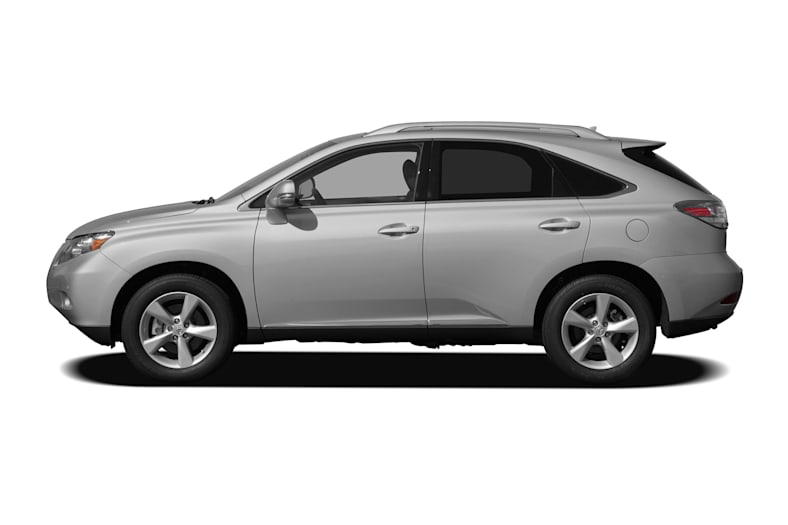 2010 Lexus RX 350 Exterior Photo