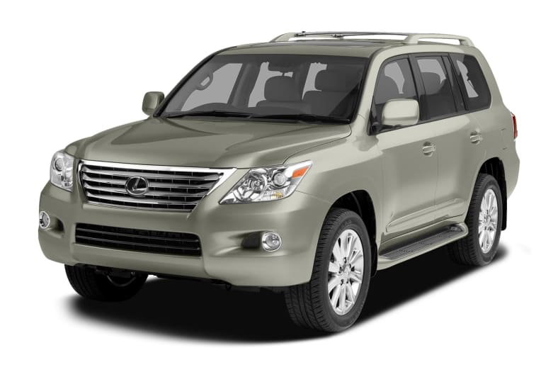 2010 Lexus LX 570 Exterior Photo