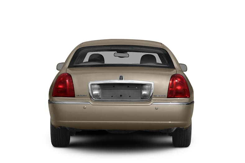 2010 Lincoln Town Car Exterior Photo