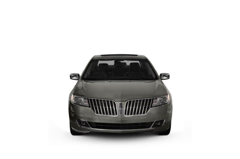 2010 Lincoln MKZ Exterior Photo