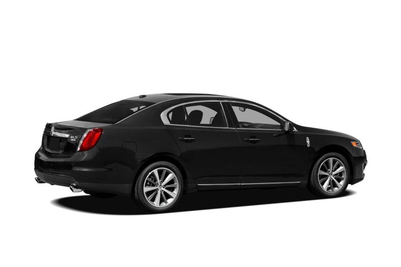2010 Lincoln MKS Exterior Photo