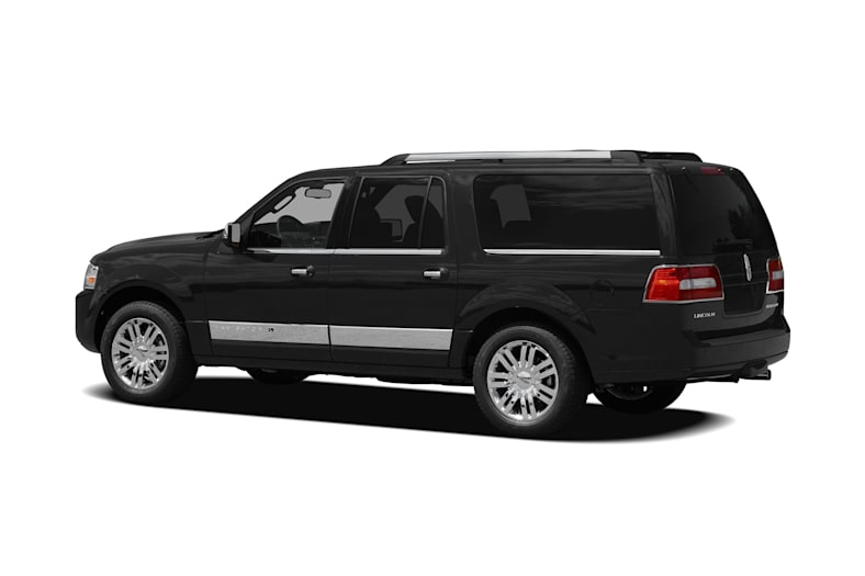 2010 Lincoln Navigator L Exterior Photo