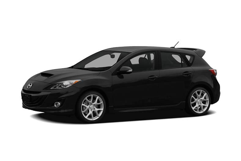 2010 Mazda MAZDASPEED3 Exterior Photo