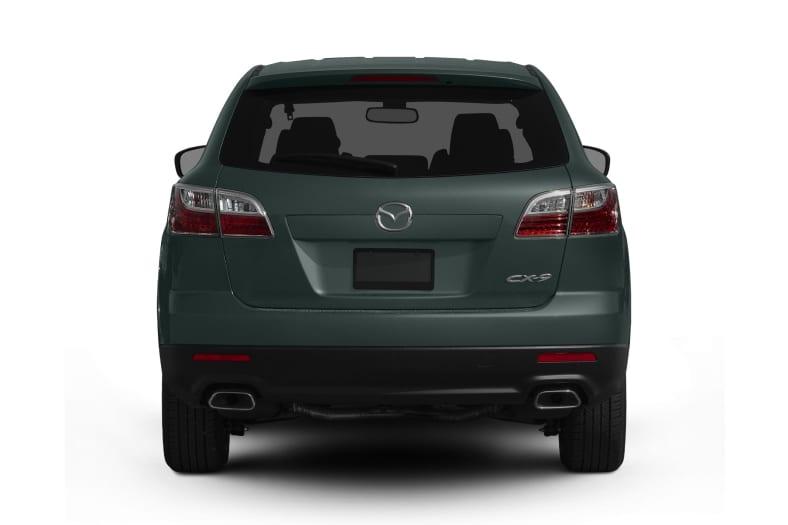 2010 Mazda CX-9 Exterior Photo