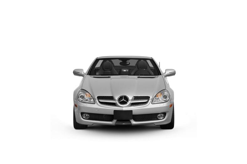 2010 Mercedes-Benz SLK-Class Exterior Photo