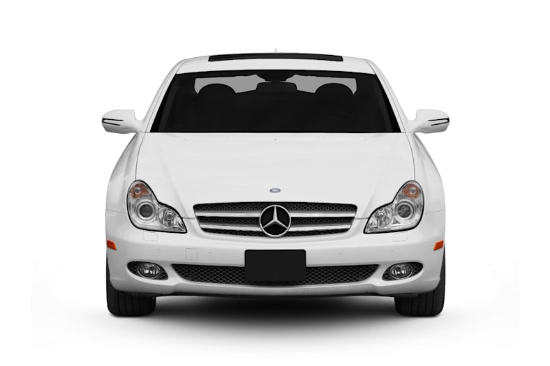2010 Mercedes-Benz CLS-Class Exterior Photo