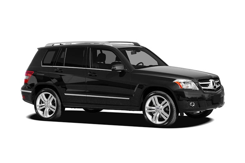2010 Mercedes-Benz GLK-Class Exterior Photo