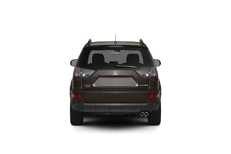 2010 Mitsubishi Outlander Exterior Photo