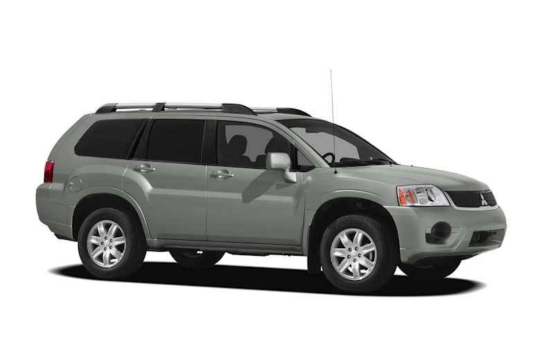 2010 Mitsubishi Endeavor Exterior Photo