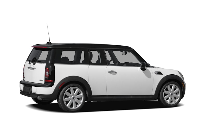 2010 MINI Cooper Clubman Exterior Photo