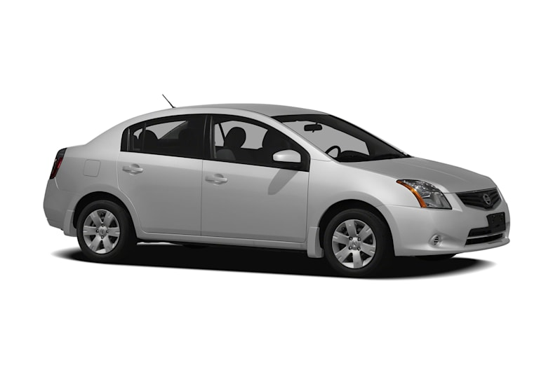 2010 Nissan Sentra Exterior Photo