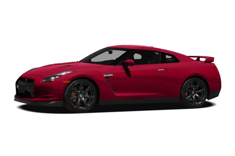 2010 Nissan GTR Premium 2dr Allwheel Drive Coupe Information