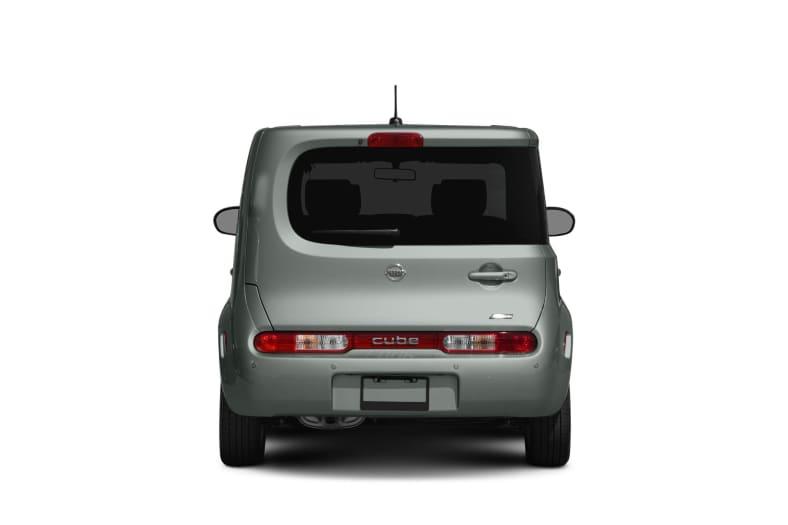 2010 Nissan Cube Exterior Photo