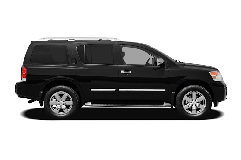 2010 Nissan Armada Exterior Photo