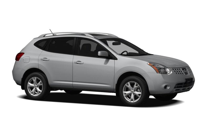 2010 Nissan Rogue Exterior Photo