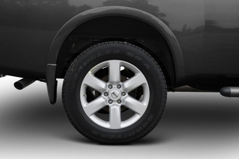 2010 Nissan Titan Exterior Photo