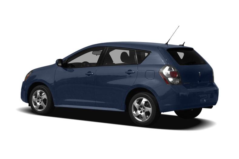 2010 Pontiac Vibe Exterior Photo