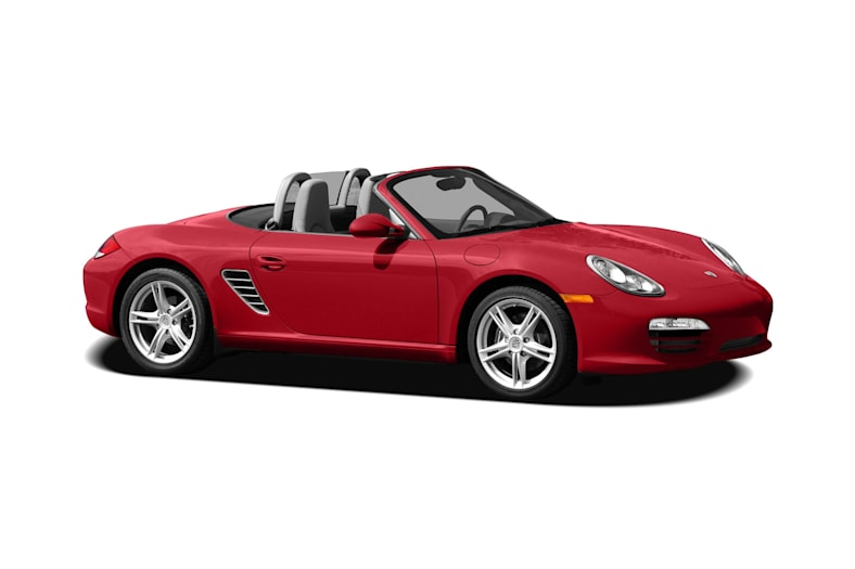 2010 Porsche Boxster Exterior Photo
