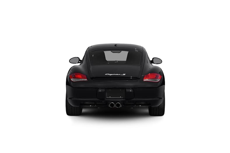 2010 Porsche Cayman Exterior Photo