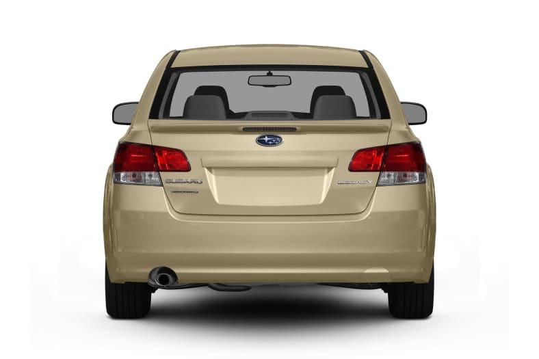 2010 Subaru Legacy Exterior Photo