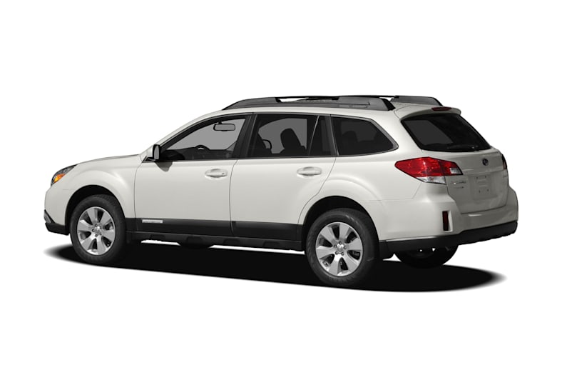 2010 Subaru Outback Exterior Photo