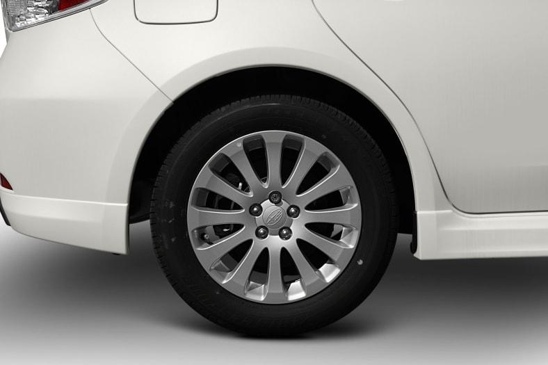 2010 Subaru Impreza Exterior Photo