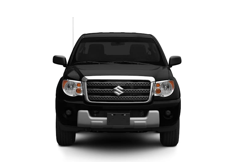 2010 Suzuki Equator Exterior Photo