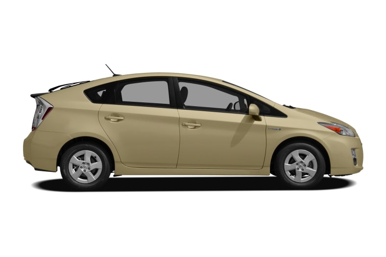 2010 Toyota Prius Exterior Photo