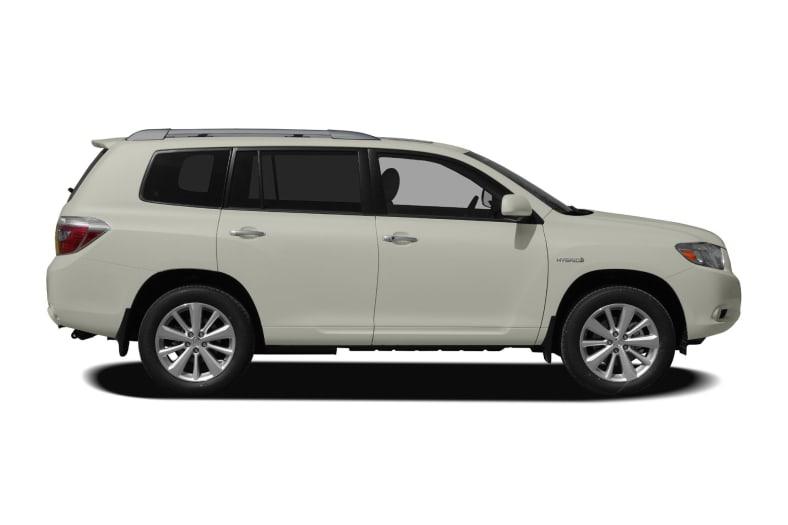 2010 Toyota Highlander Hybrid Exterior Photo