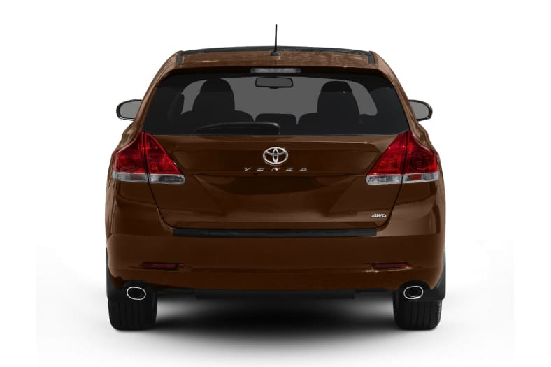 2010 Toyota Venza Exterior Photo