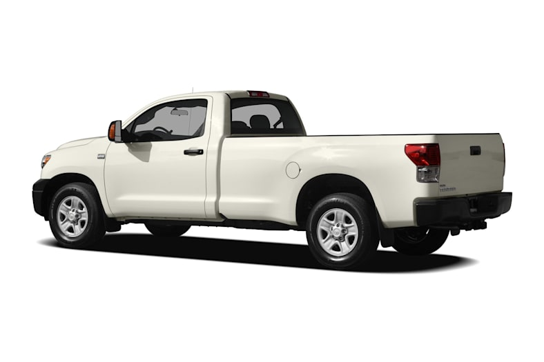 2010 Toyota Tundra Exterior Photo
