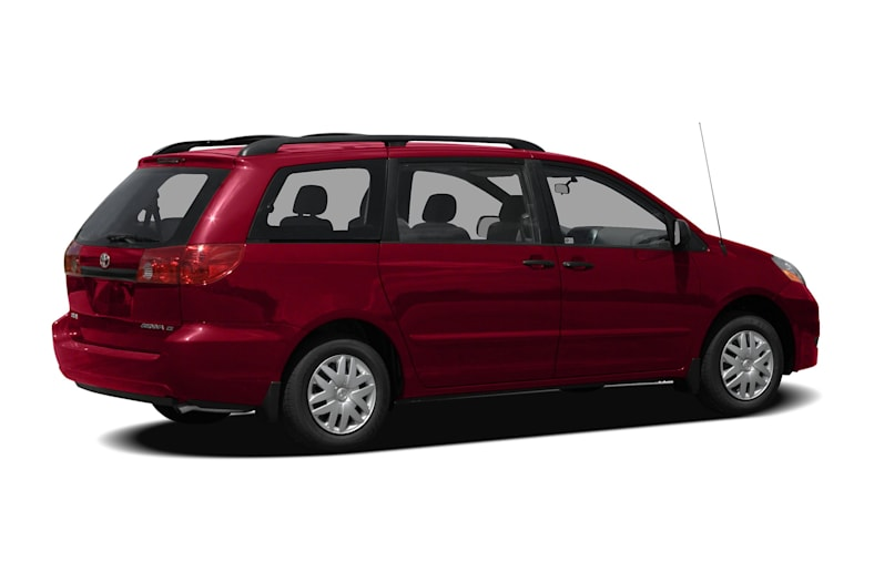 2010 Toyota Sienna Exterior Photo