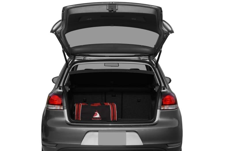 2010 Volkswagen Golf Exterior Photo
