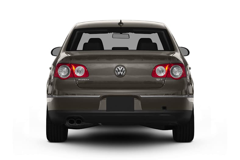 2010 Volkswagen Passat Exterior Photo