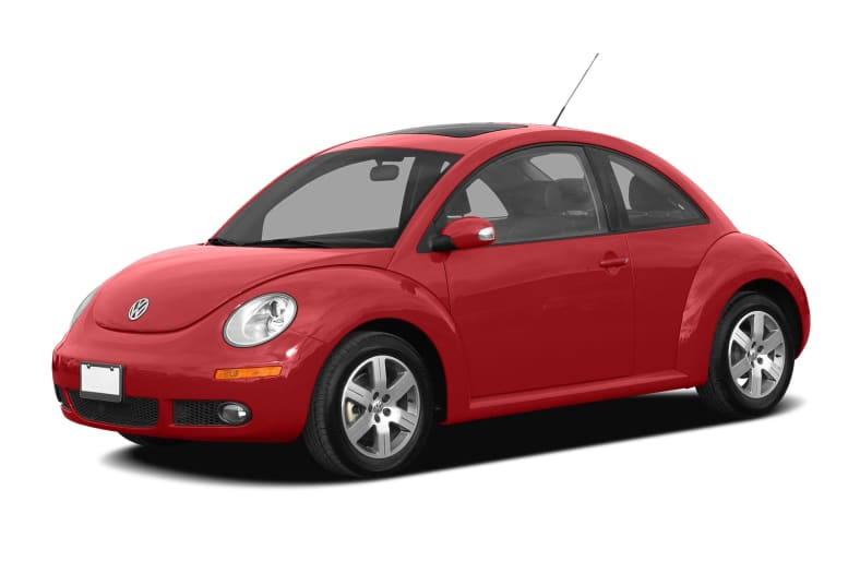 2010 Volkswagen New Beetle Exterior Photo