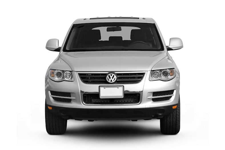 2010 Volkswagen Touareg Exterior Photo