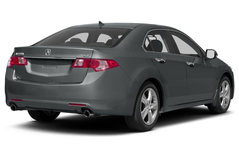 2011 Acura TSX Exterior Photo
