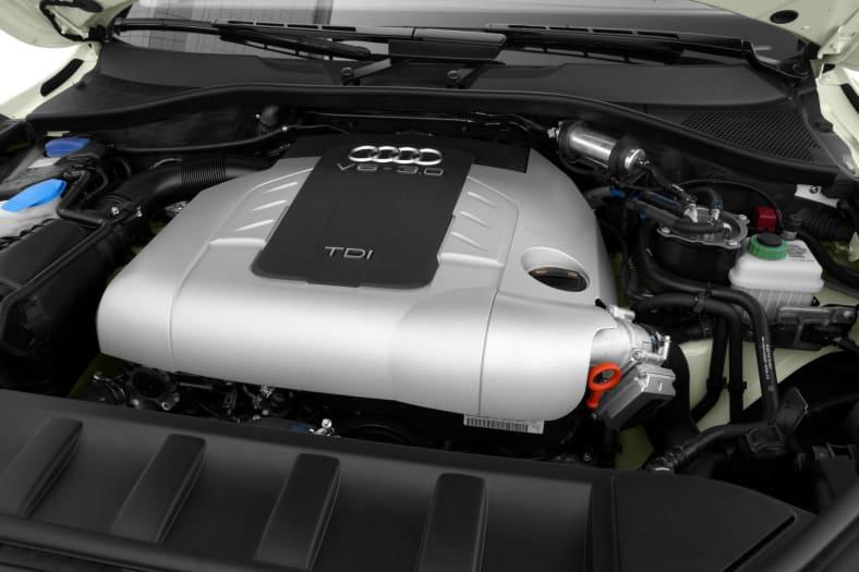 2011 Audi Q7 Exterior Photo
