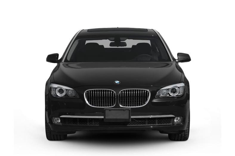 2011 BMW 750 Exterior Photo