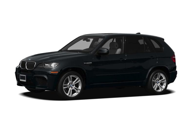 2011 BMW X5 M Exterior Photo