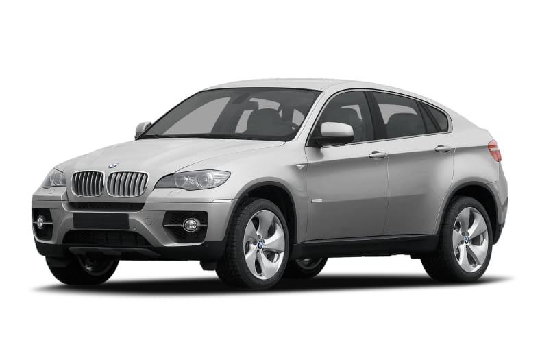 2011 BMW ActiveHybrid X6 Exterior Photo