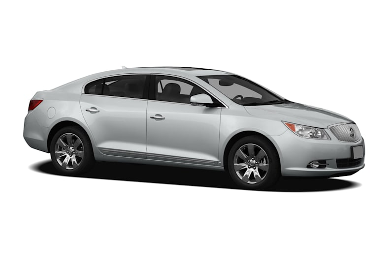 2011 Buick LaCrosse Exterior Photo