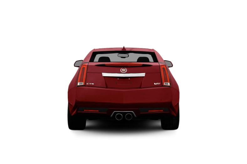 2011 Cadillac CTS-V Exterior Photo