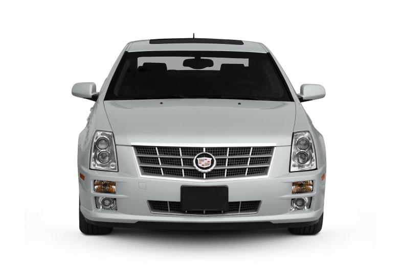 2011 Cadillac STS Exterior Photo