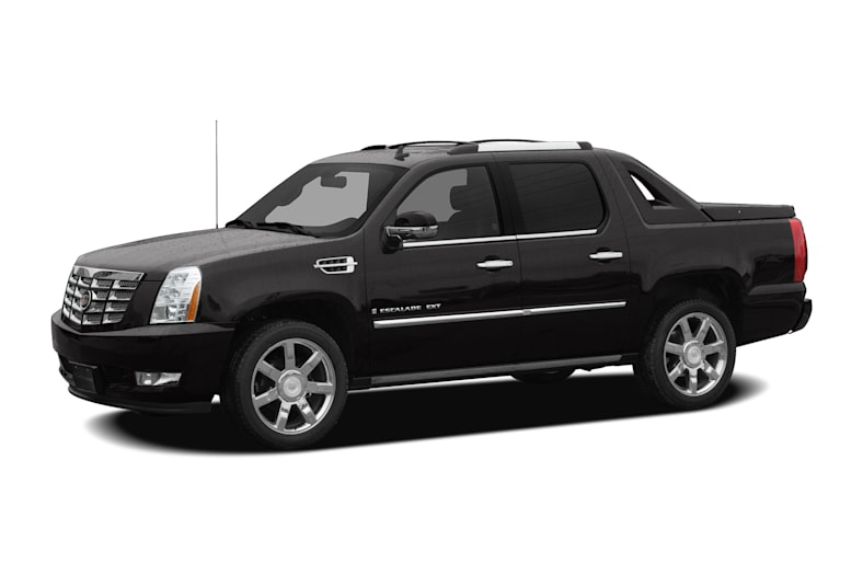2011 Cadillac Escalade EXT Exterior Photo