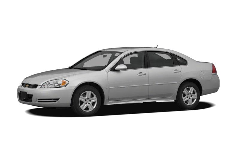 2011 Chevrolet Impala Exterior Photo