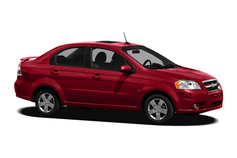 2011 Chevrolet Aveo Exterior Photo